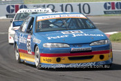 95744 - Alan Jones / Allan Grice  -  Bathurst 1995 - Ford Falcon EF- Photogragher Marshall Cass