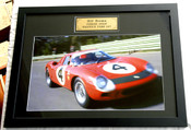 Bill Brown, Ferrari 250LM - Warwick Farm - Personally Signed - $159