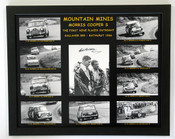 202 - Mountain Minis - Bathurst 1966 - Morris Cooper S, the First Nine Place Getters - Personally Signed - $159
