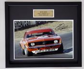 Bob Jane, Chev Camaro - Oran Park 1971 - Personally Signed - $99