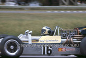 Ulf Notinder, Lola T190 Chev - Warwick Farm 1970 - Photographer Russell Thorncraft