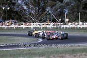 Teddy Pilette, McLaren M10B - Warwick Farm 1971 - Photographer Russell Thorncraft