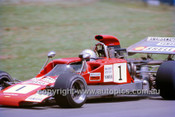 Frank Gardner, Lola T300 - Warwick Farm 1972 - Photographer Russell Thorncraft