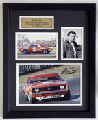 Bob Jane, 1969 Camaro ZL-1 - Personally Signed - $159