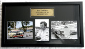 Bill Brown, Falcon XY - Bathurst 1971 - Pano - Personally Signed - $159