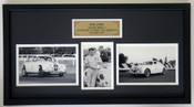 Bob Jane, Jaguar - Aust. Touring Car Champion 1962 & 1963 - Personally Signed - $159