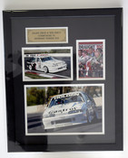 A. Grice & W. Percy Commodore VL Bathurst 1990  - Personally Signed - $189