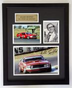 Allan Moffat Mustang - Personally Signed - $189