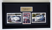 A. Grice & W. Percy Commodore VL -  Bathurst 1990  - Personally Signed - $159