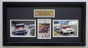 P. Brock & J. Richards Bathurst 1979 - Signed by Both Drivers $129.00