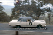 66752  - Digby Cooke & Alton Boddenberg, Valiant VC V8 - Gallaher 500  Bathurst 1966 - Photographer Geoff Arthur