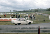 66753  - Digby Cooke & Alton Boddenberg, Valiant VC V8 - Gallaher 500  Bathurst 1966 - Photographer Geoff Arthur