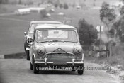 66763  - J. Prisk & M. Martin, Morris Cooper - Gallaher 500 Bathurst 1966 - Photographer Lance J Ruting