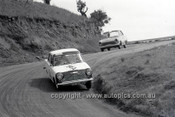 66769  - George Garth & Ray Marquet, Cortina 1200 - Gallaher 500 Bathurst 1966 - Photographer Lance J Ruting