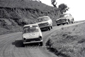 66773  - Ken Lindsay & Des West, Cortina 1200 - Gallaher 500 Bathurst 1966 - Photographer Lance J Ruting