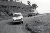 66774  - Brian Lawler & Harry Gapps, Cortina 1200 - Gallaher 500 Bathurst 1966 - Photographer Lance J Ruting