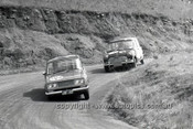66775  - Brian Sampson & Lew Marshall, Toyota Corona - Gallaher 500 Bathurst 1966 - Photographer Lance J Ruting