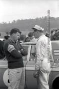 66785  - Warren Weldon, Studebaker Lark - Gallaher 500  Bathurst 1966 - Photographer Geoff Arthur