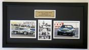 John Goss & Armin Hahne  -  Bathurst 1985 - Jaguar XJ-S - Personally Signed - $159