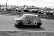 64778 -  Mike Martin & John Prisk, Morris Cooper - Bathurst 1964
