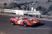 694000 - Bevan Gibson, ElfinRepco V8 - Bathurst 1969 - Photographer Geoff Arthur