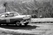 57111 - Len Lukey, Ford Customline - Rob Roy - 1957 - Photographer Peter D'Abbs