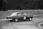 64107a - T. Anderson, Ford Customline - Warwick Farm 1964 - Photographer Bruce Wells