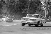 65114 - Gawaine Baillie, Ford Galaxie  - Warwick Farm 1965- Photographer Bruce Wells