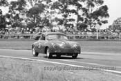 65486 - W. Hall, Porsche 1500 S/C - Warwick Farm 1965 - Photographer  Bruce Wells