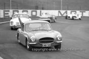 65488 - Buckle - Brian Lawler Clerk of the Course - Oran Park 1965 - Photographer  Bruce Wells