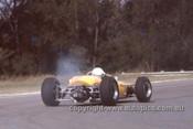 65560 - Frank Gardner,  Brabham Climax - Warwick Farm  Tasman Series  - 1965  - Photographer Adrien Schagen