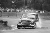 66088 - John Harvey, Morris Cooper S - Warwick Farm 1966 - PhotographerBruce Wells