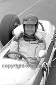 66617 - Leo Geoghegan - Lotus 32 Ford -  Tasman Series  Warwick Farm 1966 - Photographer Bruce Wells