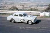 67759 - Gerry Lister & David Seldon Volvo 122S - Gallaher 500 Bathurst 1967 - Photographer Geoff Arthur