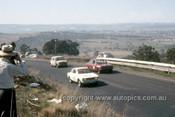 67767 - Doug Chivas / Max Stewart  Alfa 1600 GTV  -  Bruce Hindhaugh / Peter Macrow Toyota Corolla - Peter Cray / Don Holland Morris Cooper - Gallaher 500 Bathurst 1967 - Photographer Geoff Arthur