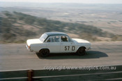 67768 - David McKay / George Reynolds Audi Super 90  - Gallaher 500 Bathurst 1967 - Photographer Geoff Arthur