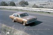 67769 - Ken Stacey / Bruce McIntyre FalconXR GT  - Gallaher 500 Bathurst 1967 - Photographer Geoff Arthur