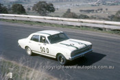 67772 - Greg Cusack / Bill Brown Falcon XR GT  - Gallaher 500 Bathurst 1967 - Photographer Geoff Arthur