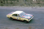 68758  -  Jim Palmer / Phil West -  Holden Monaro GTS 327 -  Hardie Ferodo 500 Bathurst 1968 - Photographer Geoff Arthur