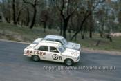 68764  -  Kunimitsu Takahashi / Ym Sunago & Carl Kennedy / Jack Mullins Datsun 1600 -  Hardie Ferodo 500 Bathurst 1968 - Photographer Geoff Arthur