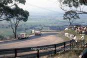 68765  -  Jim Palmer / Phil West Monaro GTS 327 & Jim McKeown / Spencer Martin Falcon XR GT -  Hardie Ferodo 500 Bathurst 1968 - Photographer Geoff Arthur