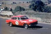68769  -  Ray Gulson / Peter Brown Alfa Romeo 1750 GTV -  Hardie Ferodo 500 Bathurst 1968 - Photographer Geoff Arthur
