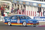 94749  -  Glenn  Seton &  Paul Radisich  Falcon  EB  - Tooheys 1000 Bathurst 1994 - Photographer Marshall Cass