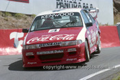 94757  -  Wayne  Gardner &  Neil Crompton   Commodore   VP  - Tooheys 1000 Bathurst 1994 - Photographer Marshall Cass