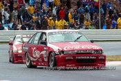 94759  -  Wayne  Gardner &  Neil Crompton   Commodore   VP  - Tooheys 1000 Bathurst 1994 - Photographer Marshall Cass