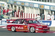 94760  -  Colin  Bond  & Anders  Olofsson   Commodore   VP  - Tooheys 1000 Bathurst 1994 - Photographer Marshall Cass