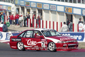 94765  -  Win  Percy  & Russell Ingall   Commodore   VP  - Tooheys 1000 Bathurst 1994 - Photographer Marshall Cass