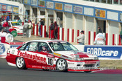 94769  -  Phil Ward  & Steve  Ellery   Commodore   VP  - Tooheys 1000 Bathurst 1994 - Photographer Marshall Cass