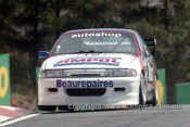 94776  -  Bob Jones & Troy  Dunstan Commodore   VP  - Tooheys 1000 Bathurst 1994 - Photographer Marshall Cass