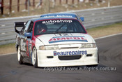94779  -  Bob Jones & Troy  Dunstan Commodore   VP  - Tooheys 1000 Bathurst 1994 - Photographer Marshall Cass